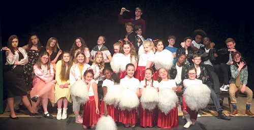Grease is the word at John Cabot Academy