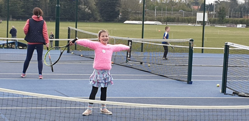 FAMILIES took advantage of a special event which gave them chance to find out about sporting opportunities on their doorstep.
