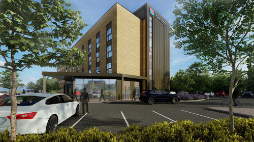 Travelodge, Costa and pub planned