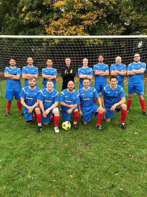 Second season of success for Lyde Green veterans