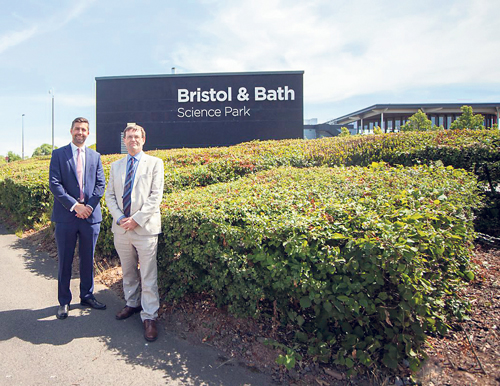 Council teams up with uni to buy science park