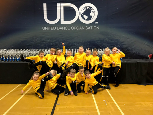 A LOCAL dance school is celebrating after four of their groups achieved success at a recent dance competition.
